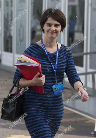 Chloe Smith MP.
