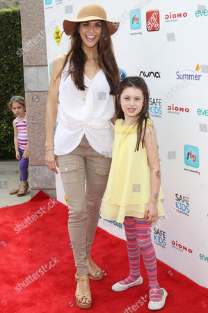 Editorial photo of 3rd Annual Red CARpet Safety Awareness Event, Los Angeles, America - 28 Sep 2014
