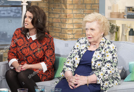 Stock Picture of Sally Windsor and Denise Robertson