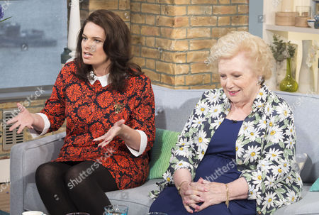 Editorial picture of 'This Morning' TV Programme, London, Britain. - 29 Sep 2014