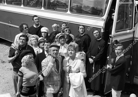Editorial image of 'Carry on Abroad' Film. - 1972