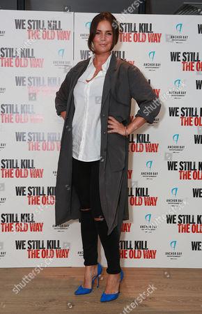 Editorial photo of 'We Still Killl The Old Way' film screening, London, Britain - 29 Sep 2014