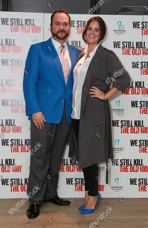 Editorial image of 'We Still Killl The Old Way' film screening, London, Britain - 29 Sep 2014