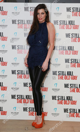 Stock Image of Louise Cliffe