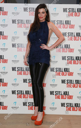 Editorial picture of 'We Still Killl The Old Way' film screening, London, Britain - 29 Sep 2014