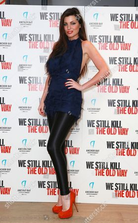 Stock Picture of Louise Cliffe