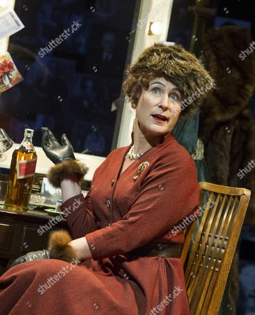 Stock Photo of An Englishman Abroad  Helen Schlesinger as Coral Brown,