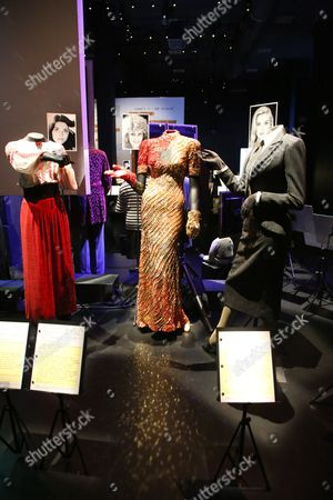 Editorial picture of Hollywood Costume Exhibition, Los Angeles, America - 29 Sep 2014