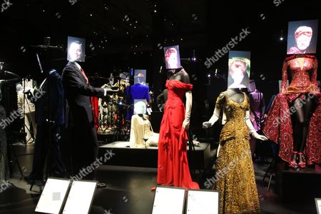 Editorial photo of Hollywood Costume Exhibition, Los Angeles, America - 29 Sep 2014