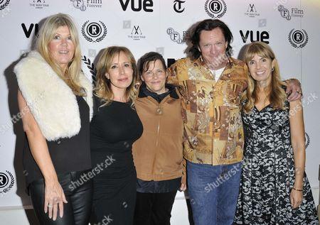 Wendy Thomas, Elana Krausz, Jane Spencer, Michael Madsen and Julia Verdin