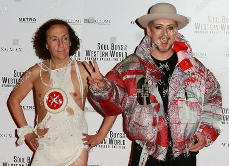 Philip Salon, Boy George