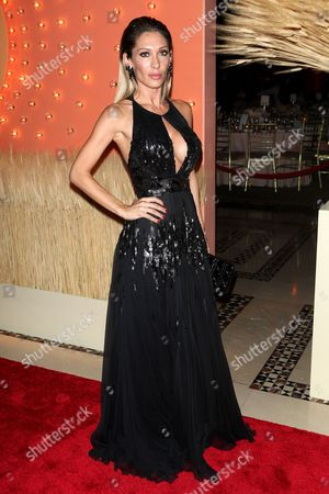 Editorial image of New Yorkers For Children 15th Annual Fall Gala, New York, America - 30 Sep 2014
