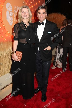 Editorial picture of New Yorkers For Children 15th Annual Fall Gala, New York, America - 30 Sep 2014