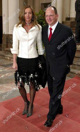 Stock Photo of PRINCE KARDAM AND PRINCESS MIRIAM UNGRIA