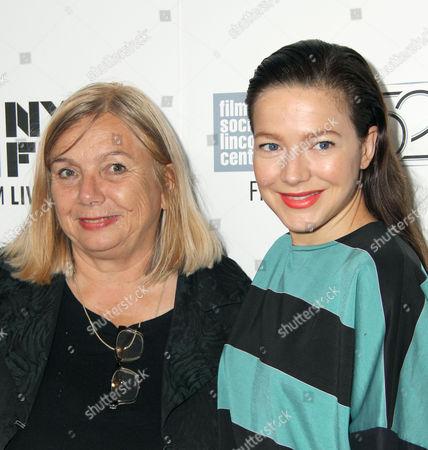 Editorial photo of 'Saint Laurent' film premiere at the New York Film Festival, New York, America - 30 Sep 2014