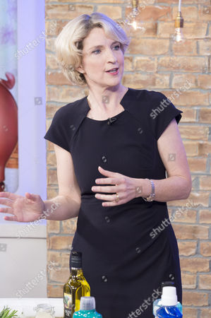 Editorial photo of 'This Morning' TV Programme, London, Britain. - 01 Oct 2014