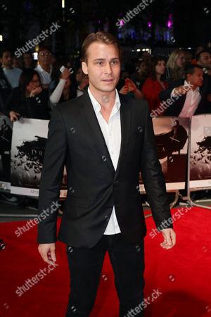 Editorial picture of 'Dracula Untold' film premiere, London, Britain - 01 Oct 2014