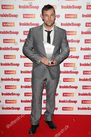 Editorial photo of Inside Soap Awards, London, Britain - 01 Oct 2014