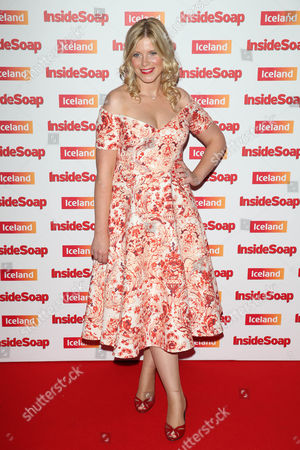 Editorial photo of Inside Soap Awards, London, Britain - 01 Oct 2014