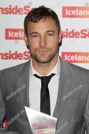 Editorial picture of Inside Soap Awards, London, Britain - 01 Oct 2014