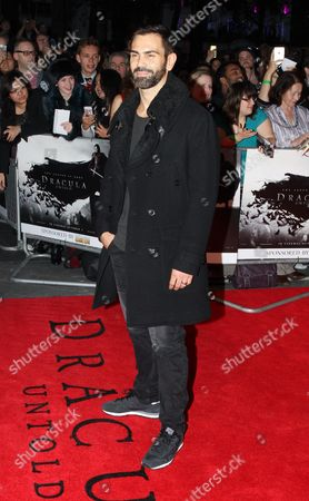 Editorial image of 'Dracula Untold' film premiere, London, Britain - 01 Oct 2014