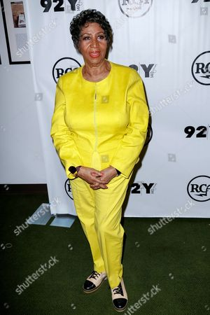 Stock Photo of Aretha Franklin
