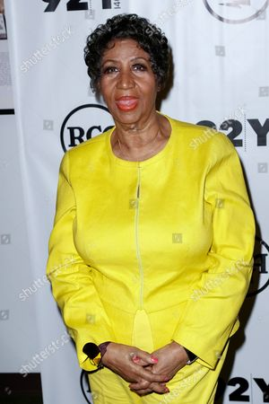 Stock Image of Aretha Franklin