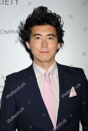 Stock Picture of Jonathan Yi
