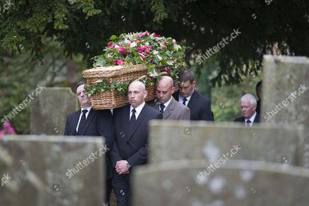 Funeral of The Deborah Cavendish Duchess of Devonshire