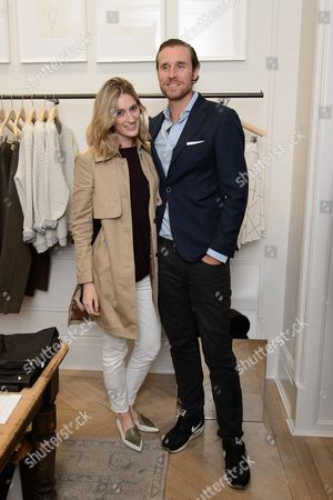 Editorial image of Club Monaco Sloane Square Store Launch Party, London, Britain - 01 Oct 2014