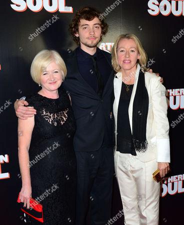 Debbie Gray, Josh Whitehouse, Elaine Constantine