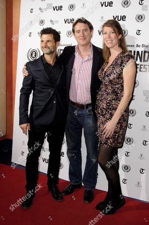 Editorial picture of 'Flim: The Movie' film premiere, Raindance film festival, London, Britain - 02 Oct 2014