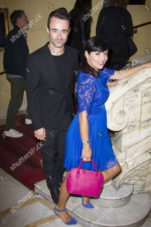 Editorial picture of 'Speed the Plow' play after party, London, Britain - 02 Oct 2014