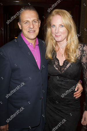 Editorial photo of 'Speed the Plow' play after party, London, Britain - 02 Oct 2014