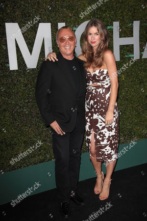 Editorial image of Michael Kors celebrates 'Young Hollywood' book launch, Los Angeles, America - 02 Oct 2014