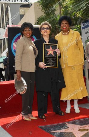 DIANE WATSON, ETTA JAMES AND MAXINE WATERS