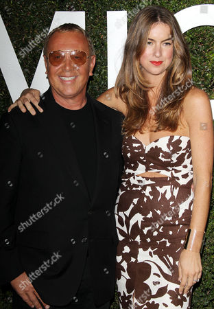 Michael Kors and Claiborne Swanson Frank