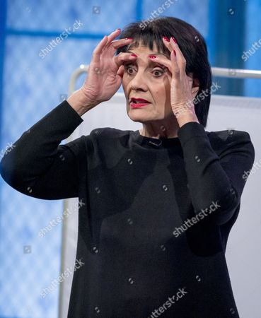 Editorial image of 'The Alan Titchmarsh Show' TV Programme, London, Britain. - 02 Oct 2014