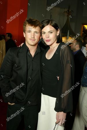 William Lee Scott and Clea DuVall