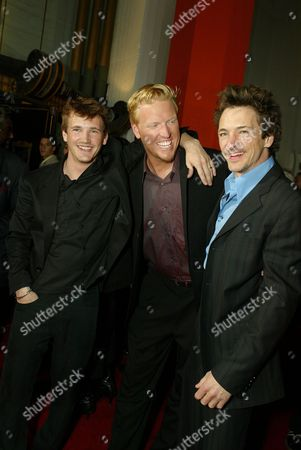 William Lee Scott, Jake Busey and John Hawkes