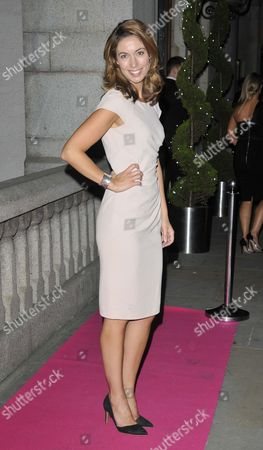 Editorial image of Inspiration Awards For Women, London, Britain - 02 Oct 2014