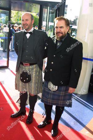 FRED MACAULAY AND BRIAN COX