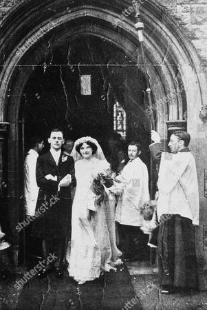 SYBIL THORNDIKE WEDDING