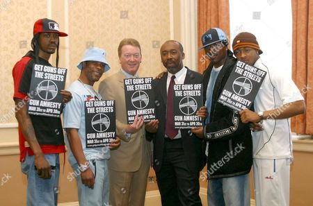 THE SO SOLID CREW WITH BILL BROWN, CHAIRMAN OF THE DISARM TRUST AND FRANK WARREN