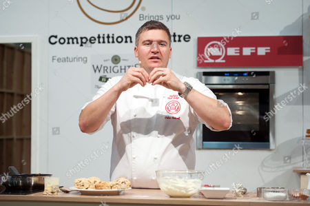 Editorial picture of Cake and Bake Show, London, Britain - 03 Oct 2014