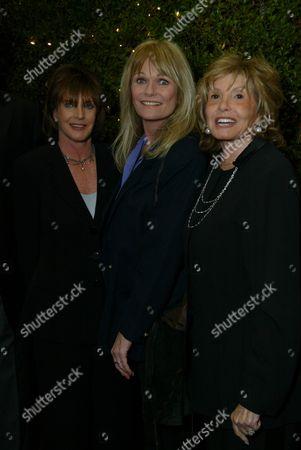 Caryl Golden, Valerie Perrine and Judy Briskin