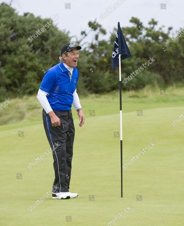 Editorial photo of Alfred Dunhill Links Pro-Am Championship Golf, St Andrews, Scotland, Britain - 04 Oct 2014