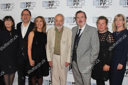 Editorial photo of 'Mr Turner' film premiere at New York Film Festival, New York, America - 03 Oct 2014