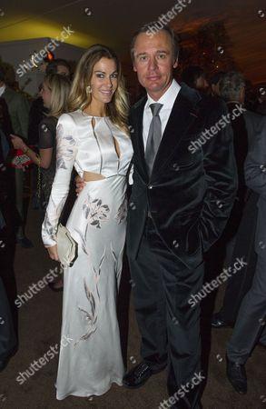 Kirsty Bertarelli and Ernesto Bertarelli