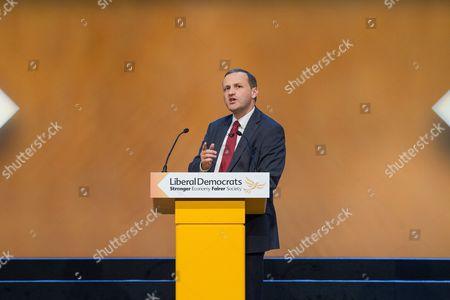 Steve Webb MP, Minister of State for Pensions